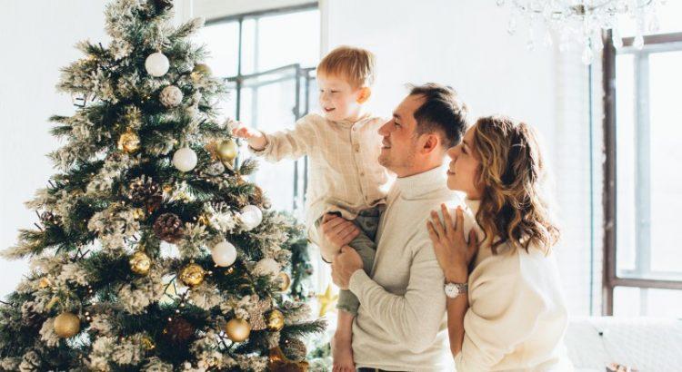 Gli alberi di Natale realizzati con materiali di alta qualità
